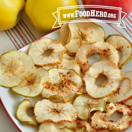 Recipe Image for Baked Apple Chips