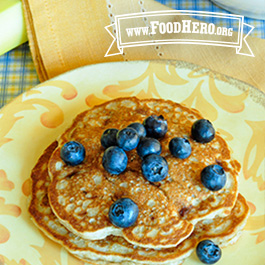 Recipe Image for Banana Pancakes