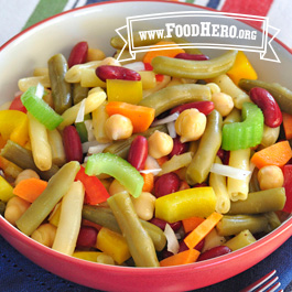 Recipe Image for Bean Salad