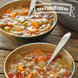 Recipe Image for Beef Barley Soup