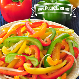 Recipe Image for Bell Pepper Salad