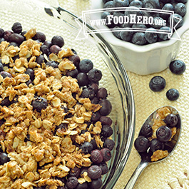Recipe Image for Blueberry Bling