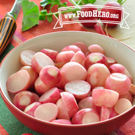 Recipe Image for Braised Radishes