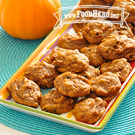 Recipe Image for Breakfast Pumpkin Cookies