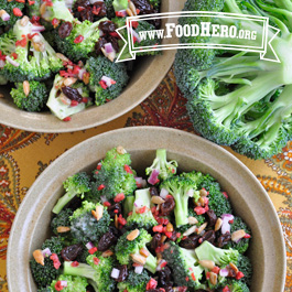 Recipe Image for Broccoli Raisin Salad