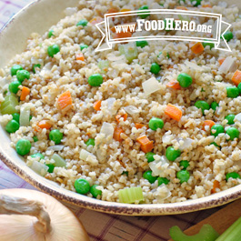 Recipe Image for Bulgur Pilaf