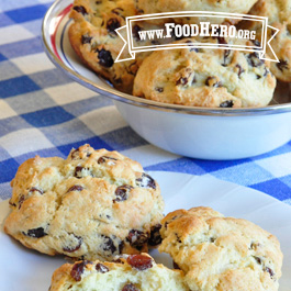 Recipe Image for Buttermilk Scones