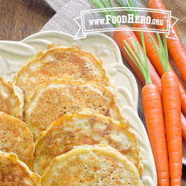Recipe Image for Carrot Pancakes