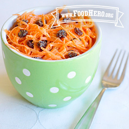 Recipe Image for Carrot Raisin Salad