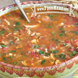 Recipe Image for Chicken Enchilada Soup