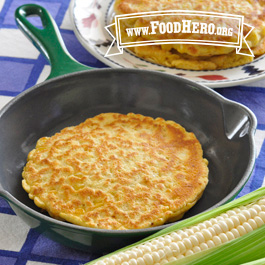 Recipe Image for Corn Pancakes