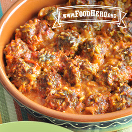 Recipe Image for Easy Meatballs