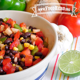 Recipe Image for Farmers Market Salsa