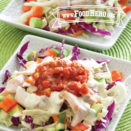 Recipe Image for Fish Taco Salad