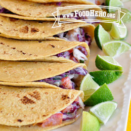 Recipe Image for Fish Tacos