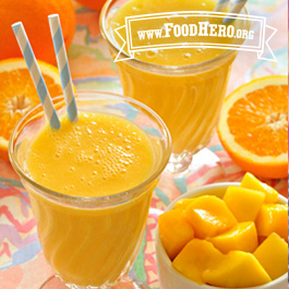 Recipe Image for Fruit Smoothie 1 (with yogurt)