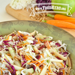 Recipe Image for Fruit and Nut Slaw
