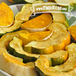 Recipe Image for Glazed Squash