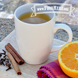 Recipe Image for Hot Apple Orange Cider