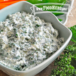Recipe Image for Kale Dip