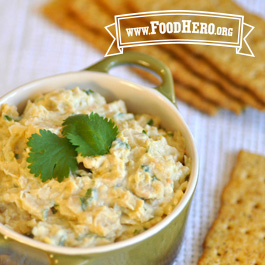 Recipe Image for Lemony Garbanzo Bean Dip