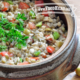 Recipe Image for Lentil Confetti Salad