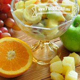 Recipe Image for Magical Fruit Salad