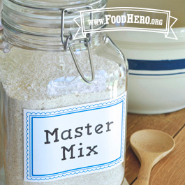 Recipe Image for Master Mix