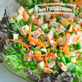 Recipe Image for Mediterranean Tuna Salad