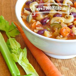 Recipe Image for Minestrone Soup