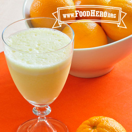 Recipe Image for Orange Delight