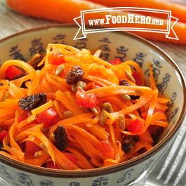 Recipe Image for Oriental Carrot Salad