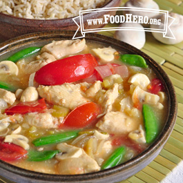 Recipe Image for Oriental Citrus Chicken