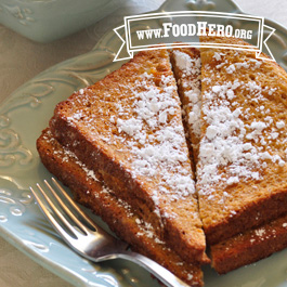Recipe Image for Oven French Toast