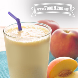 Recipe Image for Peach Cooler