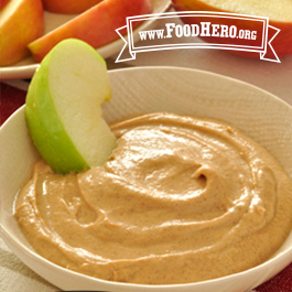 Recipe Image for Peanut Butter Yogurt Dip