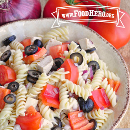 Recipe Image for Personalized Pasta Salad