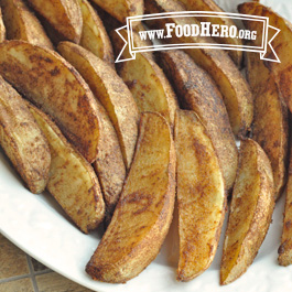 Recipe Image for Potato Wedges