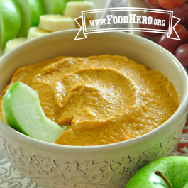 Recipe Image for Pumpkin Fruit Dip