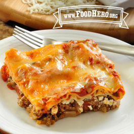 Recipe Image for Quick Lasagna
