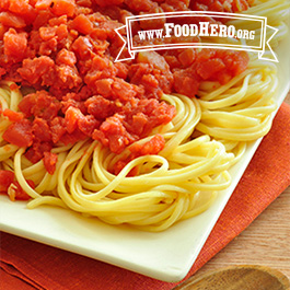 Recipe Image for Quick Tomato Pasta Sauce
