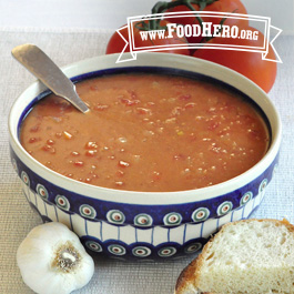 Recipe Image for Refried Bean Soup