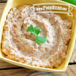 Recipe Image for Refried Beans