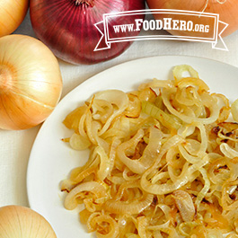 Recipe Image for Sautéed Onions