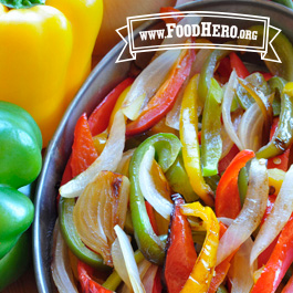 Recipe Image for Sautéed Peppers