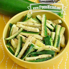 Recipe Image for Sautéed Zucchini