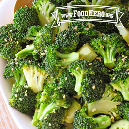 Recipe Image for Sesame Broccoli