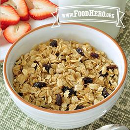 Recipe Image for Skillet Granola