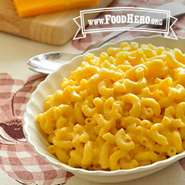 Recipe Image for Skillet Mac and Cheese