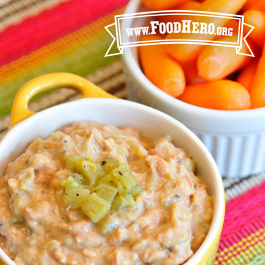 Recipe Image for Smokey Pinto Bean Dip